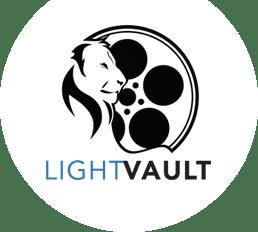 LightVAULT logo